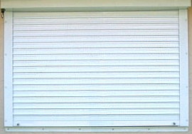 Roll Away Shutters Coral Springs