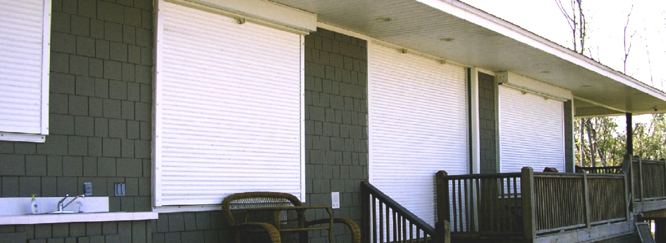 Roll Down Shutters Coral Springs
